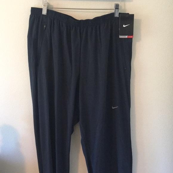 806e7cef8d8e9 Nike Pants   Mens Dri Fit Running Pant   Poshmark